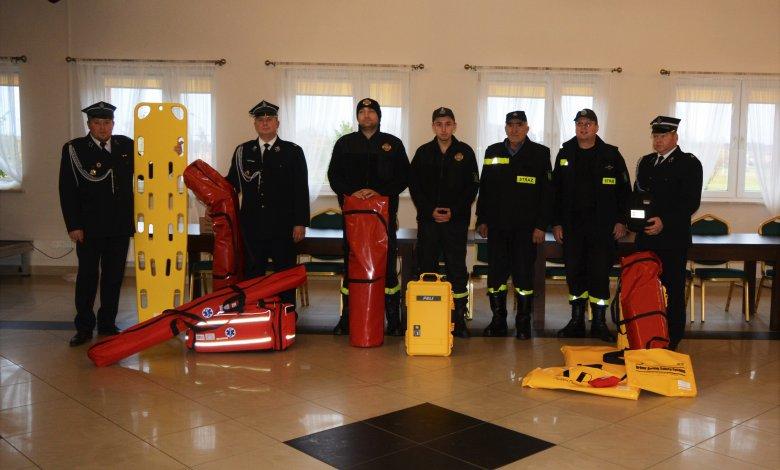 Dotacja dla Ochotniczych Straży Pożarnych z Gminy Klembów