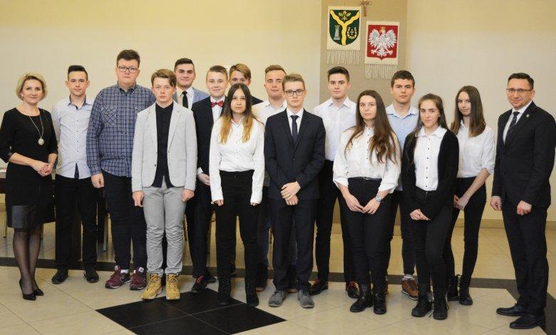 Za nami I sesja II kadencji Młodzieżowej Rady Gminy Klembów