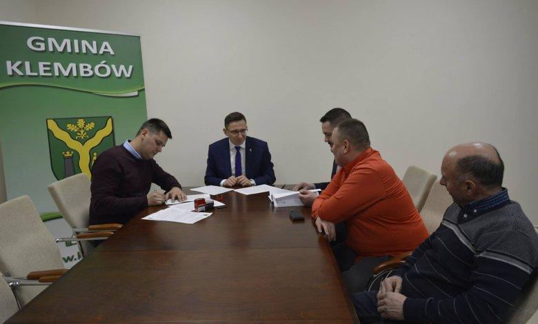Umowa na budowę ulicy Długiej w Michałowie podpisana